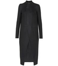 RICK OWENS   Tusk wool-blend coat   Clouty