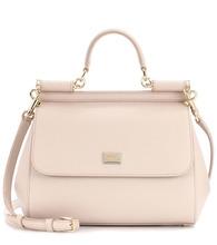Dolce & Gabbana | Sicily Medium leather shoulder bag | Clouty
