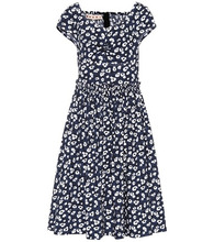 Marni | Floral-printed cotton dress | Clouty