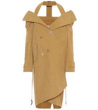 Balenciaga | Cotton-blend trench coat | Clouty
