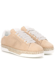 Tod's | Suede sneakers | Clouty