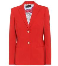 Versace | Stretch wool blazer | Clouty