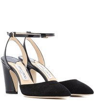 Jimmy Choo | Micky 85 suede sandals | Clouty