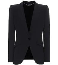 Alexander McQueen | Crepe blazer | Clouty