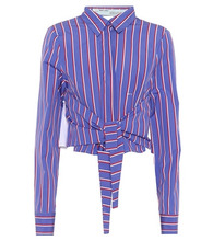 Off-White | Striped cotton shirt | Clouty