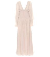 Stella McCartney | Carleigh silk maxi dress | Clouty
