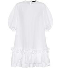 Alexander McQueen   Cotton poplin dress   Clouty
