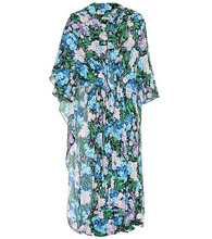 Balenciaga | Floral-printed crepe dress | Clouty