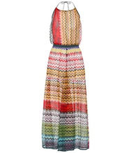 Missoni Mare | Knitted striped dress | Clouty