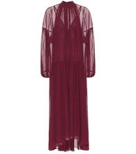 Stella McCartney | Pleated silk dress | Clouty