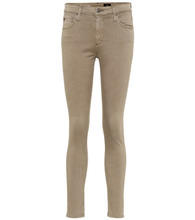 AG Jeans   The Farrah Ankle skinny jeans   Clouty