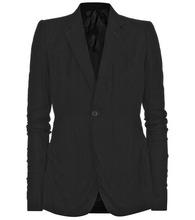 RICK OWENS | Silk blazer | Clouty