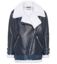 Acne Studios | Velocite leather jacket | Clouty