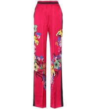 Etro | Floral-printed pants | Clouty