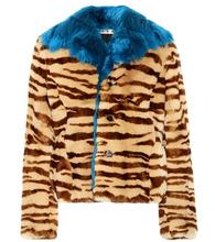 Marni | Printed fur jacket | Clouty