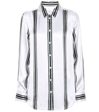 Equipment | Essential striped silk shirt | Clouty