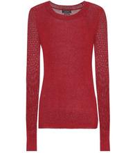 Isabel Marant | Beyond metallic sweater | Clouty