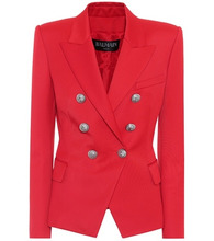 BALMAIN | Wool-blend blazer | Clouty