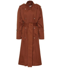 Acne Studios | Classic cotton trench coat | Clouty