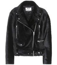 Acne Studios | Merlyn fur jacket | Clouty