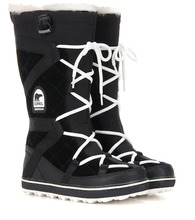 Sorel | Glacy Explorer suede boots | Clouty