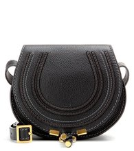 Chloé | Marcie Small leather shoulder bag | Clouty