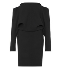 Tom Ford | Crepe off-the-shoulder dress | Clouty