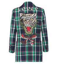 GUCCI | Embellished wool jacket | Clouty