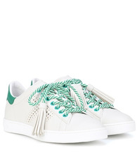 Tod's | Cassetta leather sneakers | Clouty