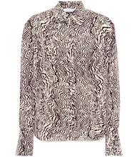 Chloé | Printed silk shirt | Clouty