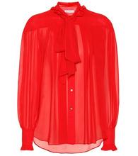 Rejina Pyo | Lynn chiffon shirt | Clouty