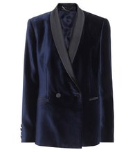 Stella McCartney | Velvet blazer | Clouty