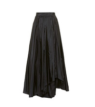 MAX MARA | Tarallo silk-blend skirt | Clouty