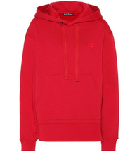 Acne Studios | Ferris Face oversized cotton hoodie | Clouty