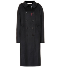 Marni | Wool and cashmere-blend coat | Clouty