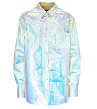 Sies Marjan | Sander iridescent shirt | Clouty