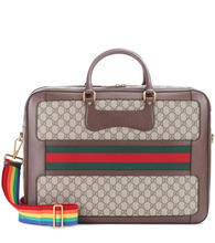 GUCCI | Coated canvas travel bag | Clouty