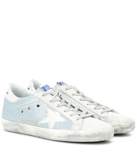 Golden Goose Deluxe Brand | Exclusive to mytheresa.com – Superstar leather sneakers | Clouty