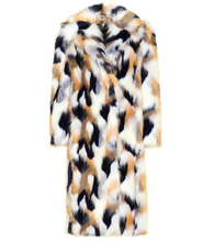 GIVENCHY | Faux fur coat | Clouty