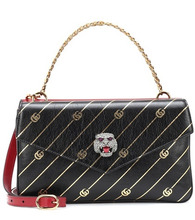 GUCCI | Double-sided leather shoulder bag | Clouty
