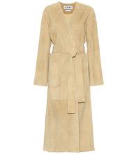 Loewe | Suede coat | Clouty