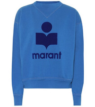 Isabel Marant Étoile | Moby cotton-blend sweatshirt | Clouty