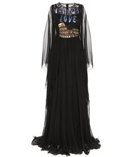Dolce & Gabbana | Embellished silk gown | Clouty
