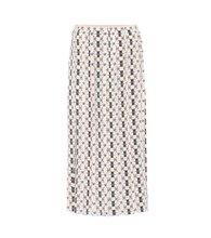 GUCCI | Printed silk skirt | Clouty