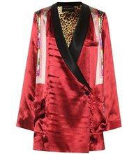 Etro | Printed satin jacket | Clouty