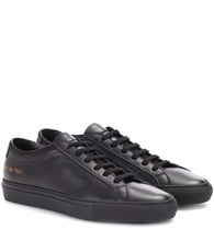 Common Projects   Original Achilles leather sneakers   Clouty