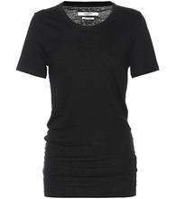 Isabel Marant Étoile | Kiliann linen T-shirt | Clouty