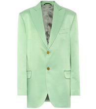 Jaria wool-blend blazer