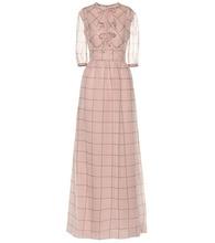 VALENTINO | Silk maxi dress | Clouty