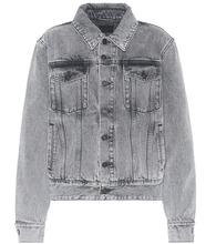 SAINT LAURENT   Denim jacket   Clouty